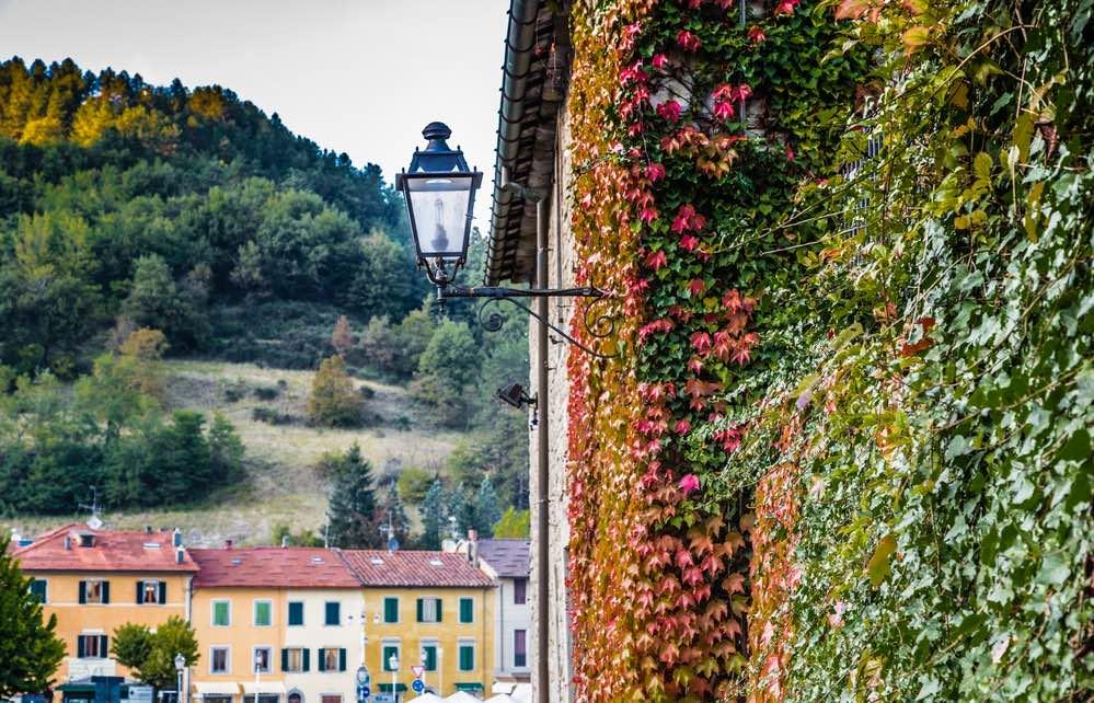 """Palazzuolo sul Senio è un borgo toscano nell'Alto Mugello inserito nella lista dei Borghi più belli d'Italia e definito il """"Villaggio ideale"""""""