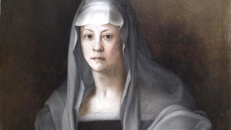 Maria Soderini, madre di Lorenzino dei Medici, detto Lorenzaccio, è descritta dalle cronache come una delle donne dell'epoca più belle di Firenze.