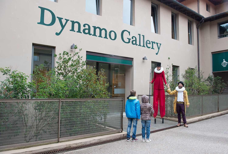 Dynamo Camp è un progetto di solidarietà che affonda le proprie radici nei valori della Serious Fun Foundation fondata da Paul Newman