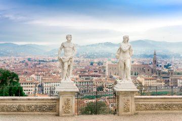 Livia Vernazza, moglie di Giovanni de' Medici figlio naturale di Cosimo I, ha subìto un processo di damnatio memoriae da parte dei Medici