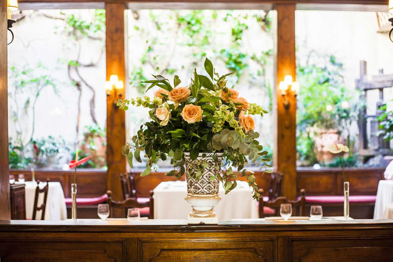 Lo storico ristorante Sabatini di Firenze ha cambiato proprietario, gestore e chef rinascendo in una raffinata atmosfera classico-moderna