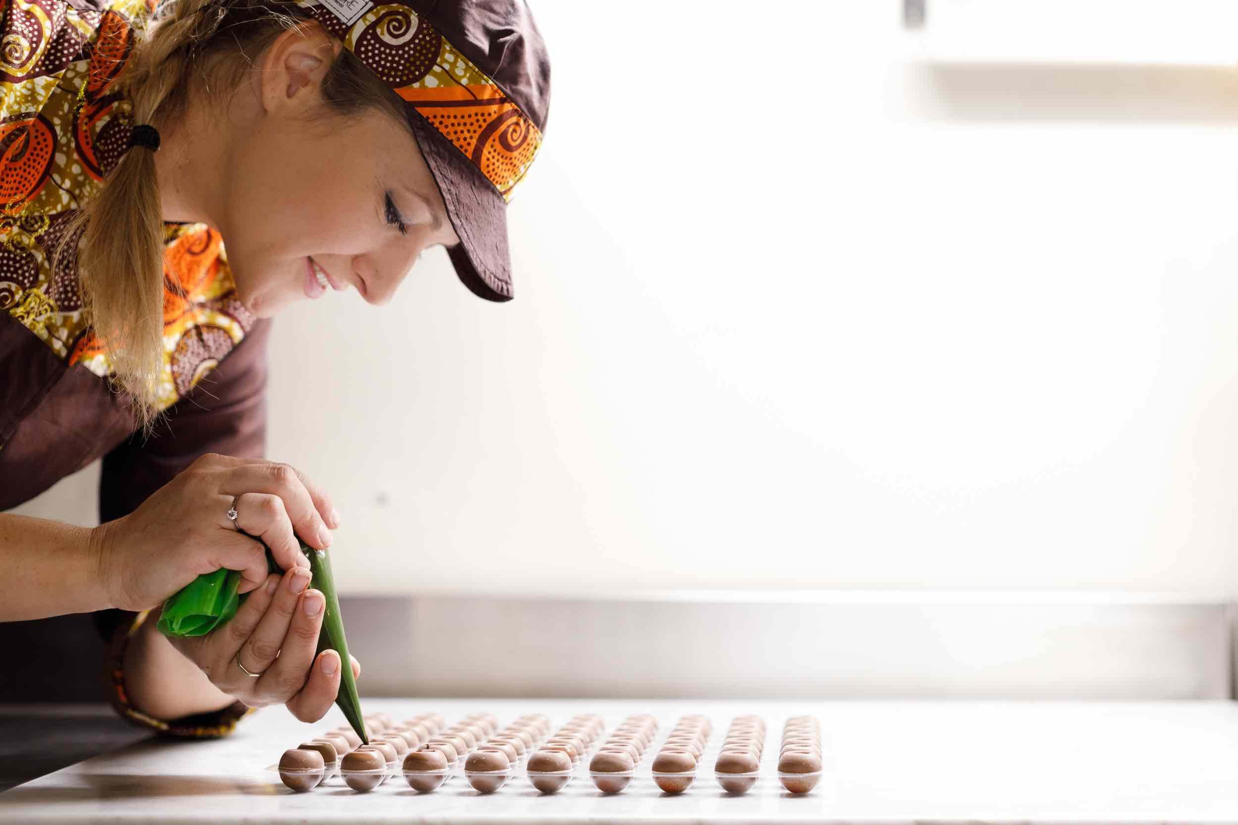 DonaMalina, botteghe di cioccolateria e gelaterie a Firenze, produce deliziose creazione artigianali per gli tutti gli amanti della dolcezza