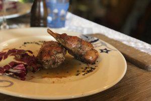 Il Bistrot Gilda è un ottimo ristorante a Firenze davanti al Mwrcato di Sant'Ambogio, ideale per pranzi di lavoro e cene romantiche