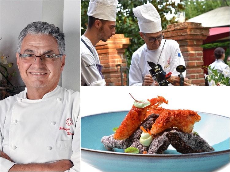 Intervista a Fabrizio Girasoli, chef del Butterfly, che da anni presente nella lista dei ristoranti stellati in Toscana con 1 stella Michelin
