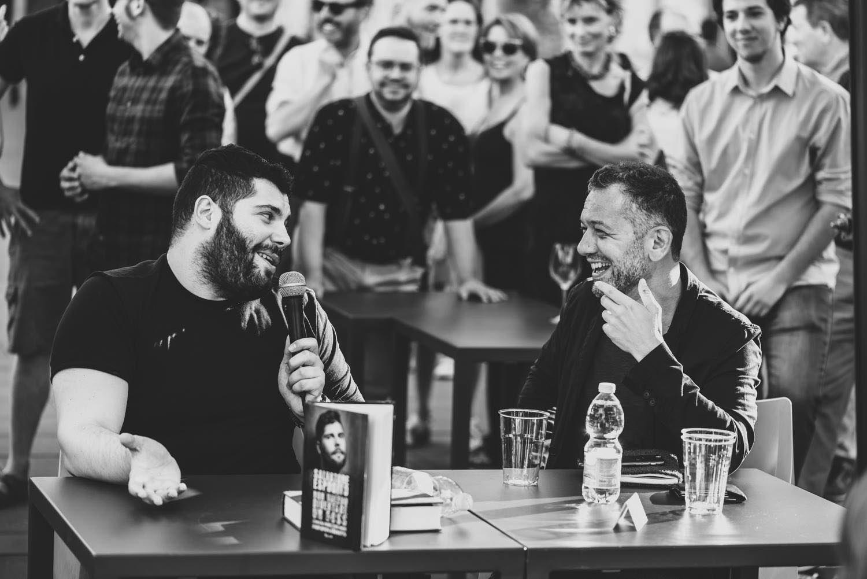 """Intervista al toscanissimo Franco Legni autore del romanzo pulp di successo ambientato a Prato """"Io, Nichi Moretti"""" edito da Giunti"""