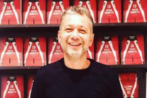 """Intervista al toscanissimo Franco Legni autore di successo del romanzo pulp ambientato a Prato """"Io, Nichi Moretti"""" edito da Giunti"""