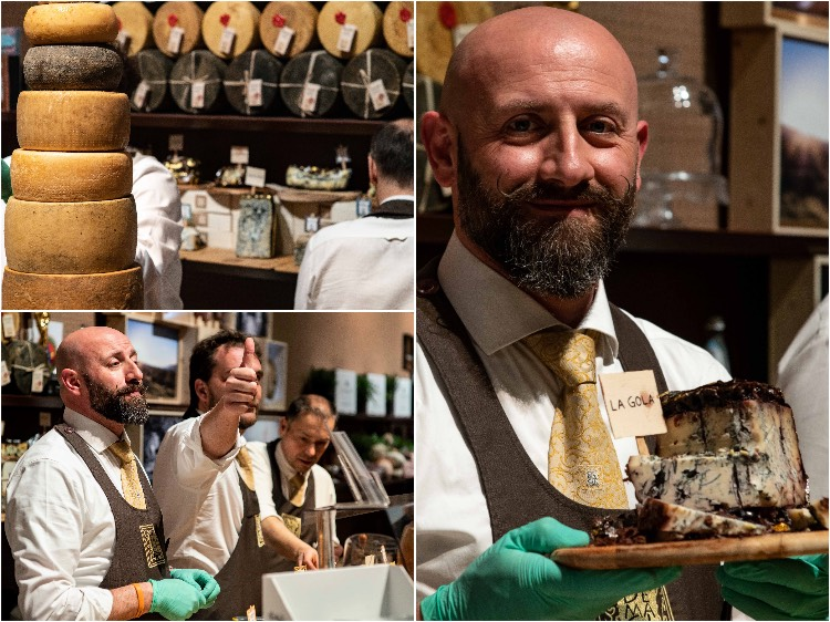 Viaggio nell'eccellenza enogastronomica toscana tra le migliori aziende partecipanti al Pitti Taste 2019, la kermesse fiorentina del gusto
