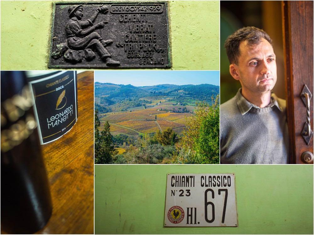 Cantina Leonardo Manetti: a Greve in Chianti il poeta viticoltore e coltivatore di Iris Pallida racconta la sua Toscana tramite la poesia