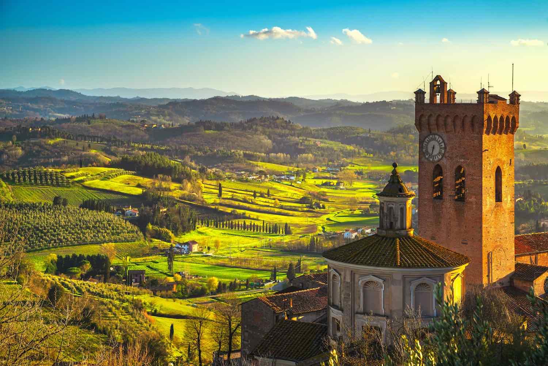 Perché la Toscana è tanto famosa? Perché non esiste altro luogo al mondo che concentra in un piccolo territorio così tanta bellezza