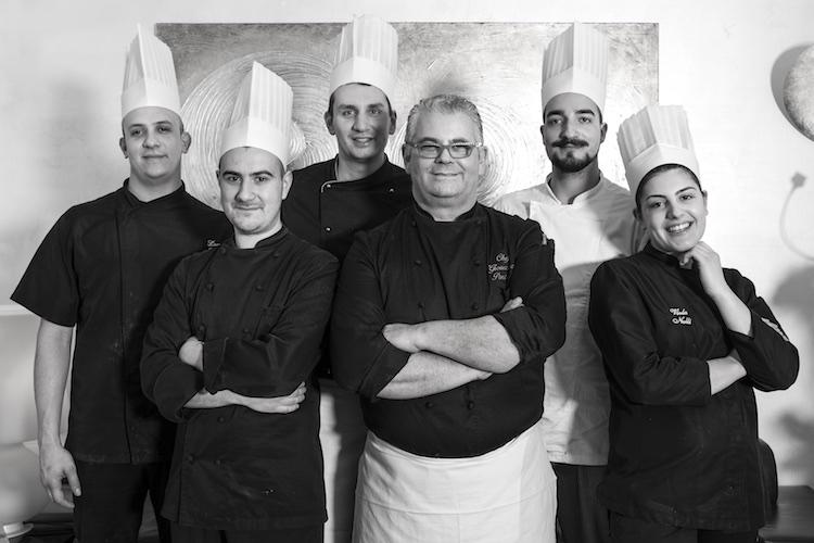Intervista a Gioacchino Pontrelli Chef stellato del Ristorante Lorenzo a Forte dei Marmi, uno dei pochi ristoranti con una Stella Michelin in Versilia.