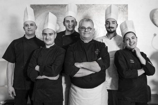 Intervista allo Chef Gioacchino Pontrelli, chef stellato del Ristorante Lorenzo a Forte dei Marmi, uno dei ristoranti stellati della Versilia