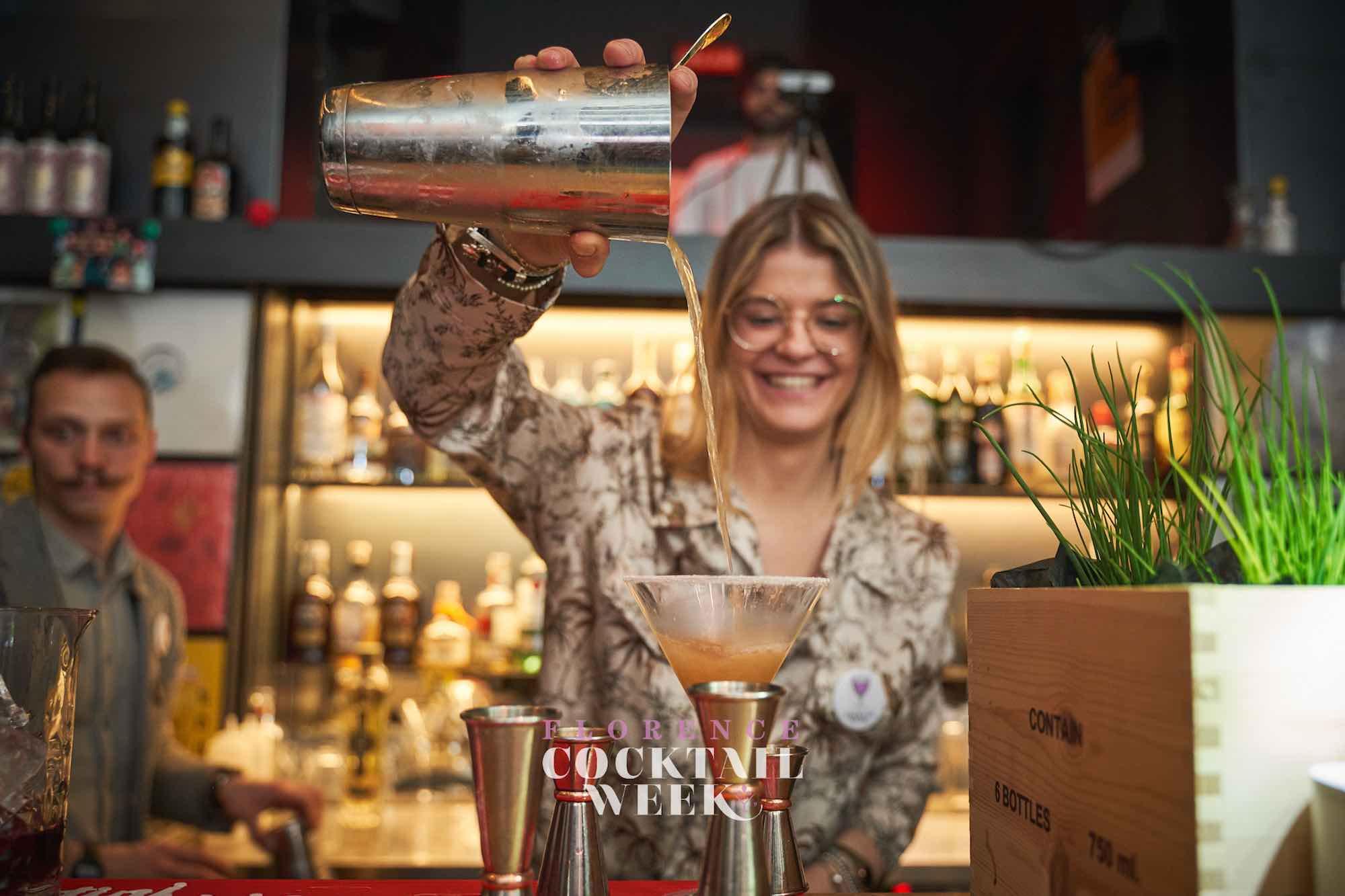 La Florence Cocktail Week 2019 ha visto la partecipazione di 30 cocktail bar di Firenze, ospiti internazionali e 267 cocktail creati ad hoc
