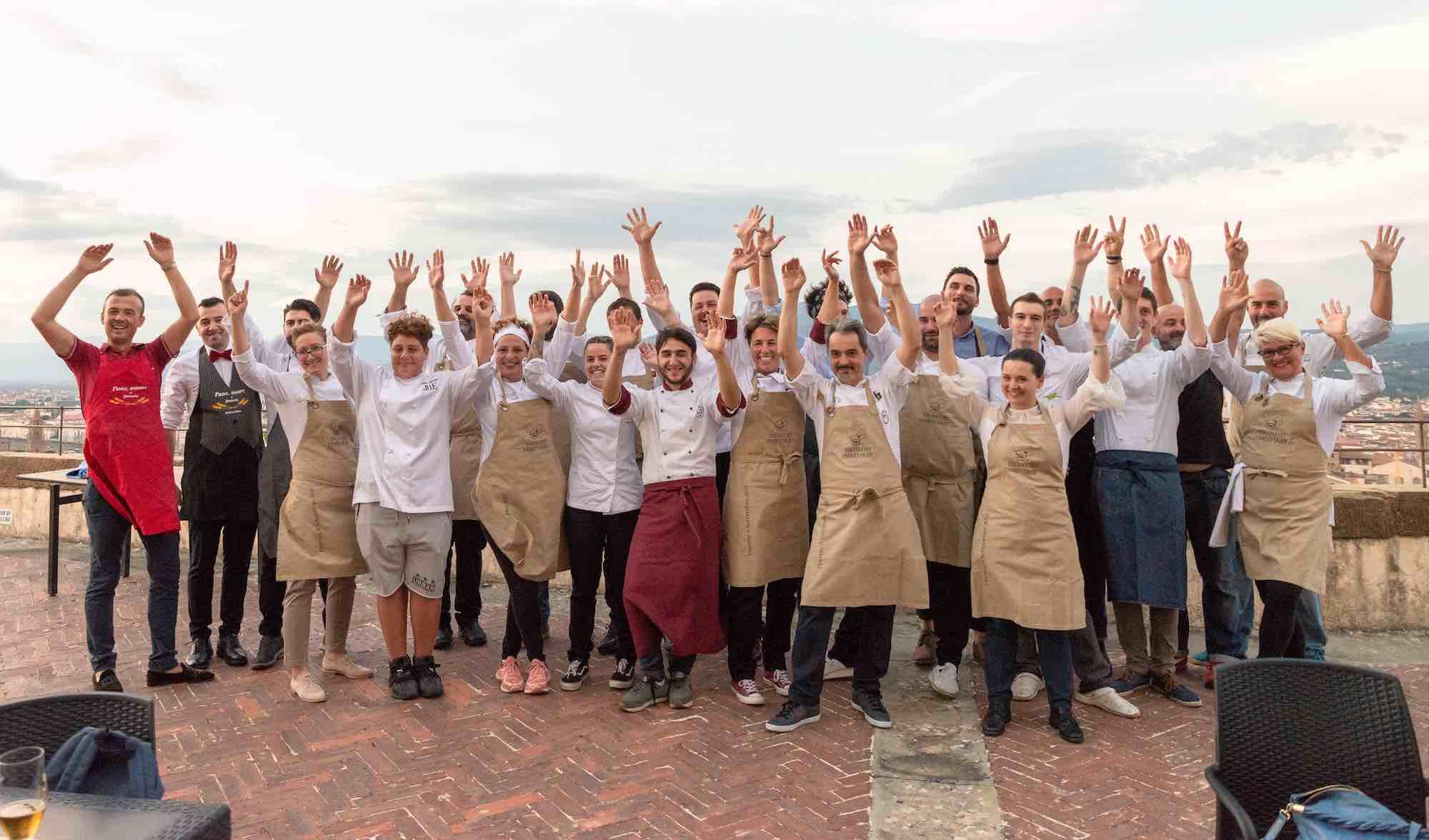 Il 4/07 al Forte Belvedere di Firenze si terrà Italian Chef Charity Night 2019: evento di solidarietà che coinvolge i migliori chef toscani