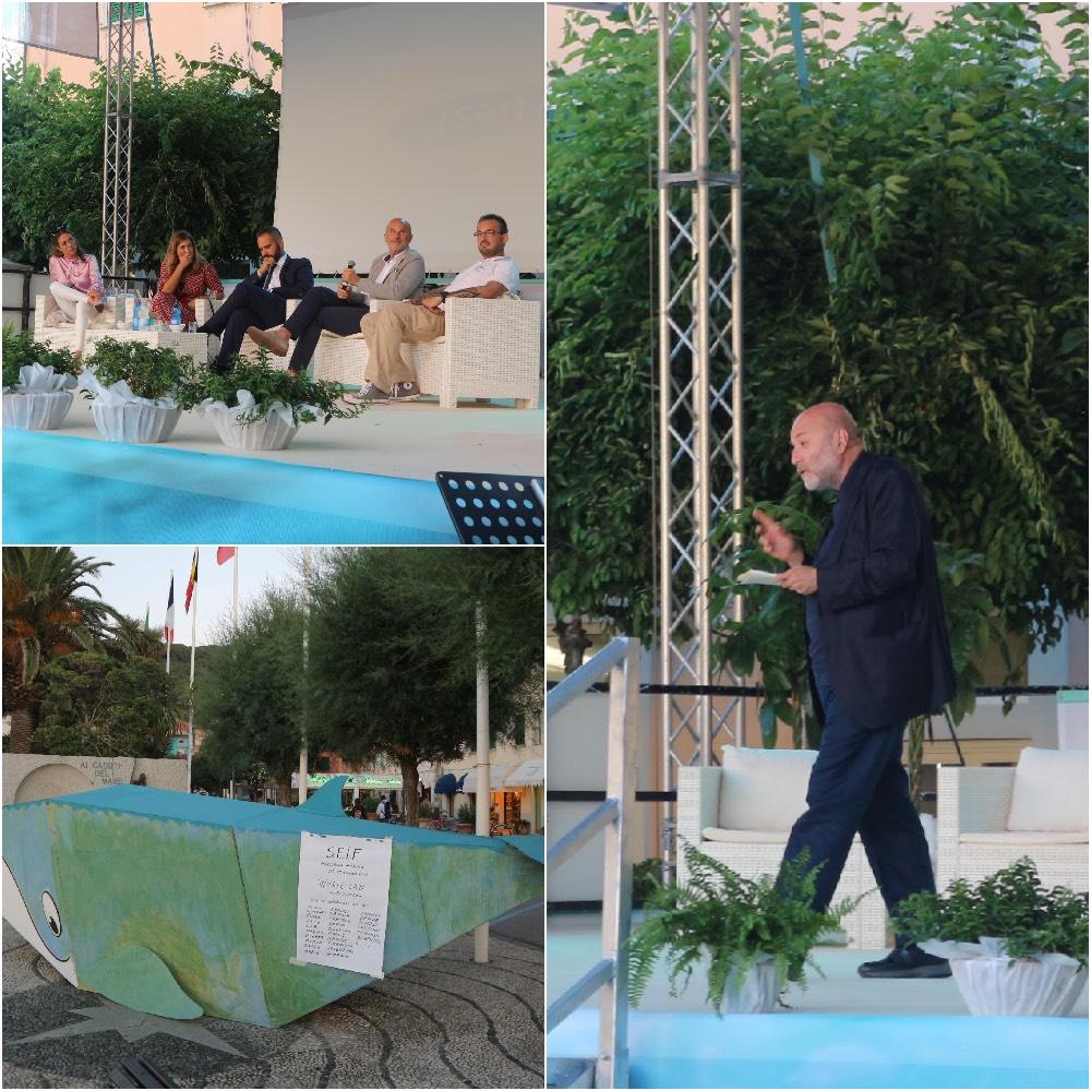 SEIF | Sea Essence International Festival è un festival internazionale promosso da Acqua dell'Elba e Legambiente per la salvaguardia del mare