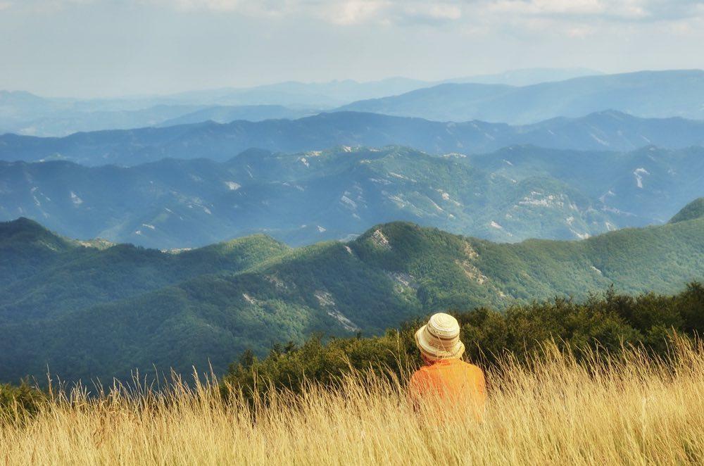 Il Sentiero delle Foreste Sacre è un itinerario in 7 tappe di 100 km, all'interno del Parco Nazionale delle Foreste Casentinesi in Toscana.
