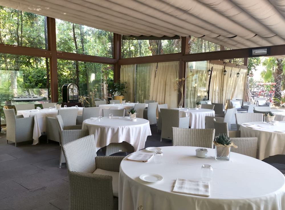 La giovanissima Executive Chef Sabrina Pucci del ristorante Olivo d'Oro del Grand Hotel Imperiale di Forte dei Marmi racconta la sua cucina