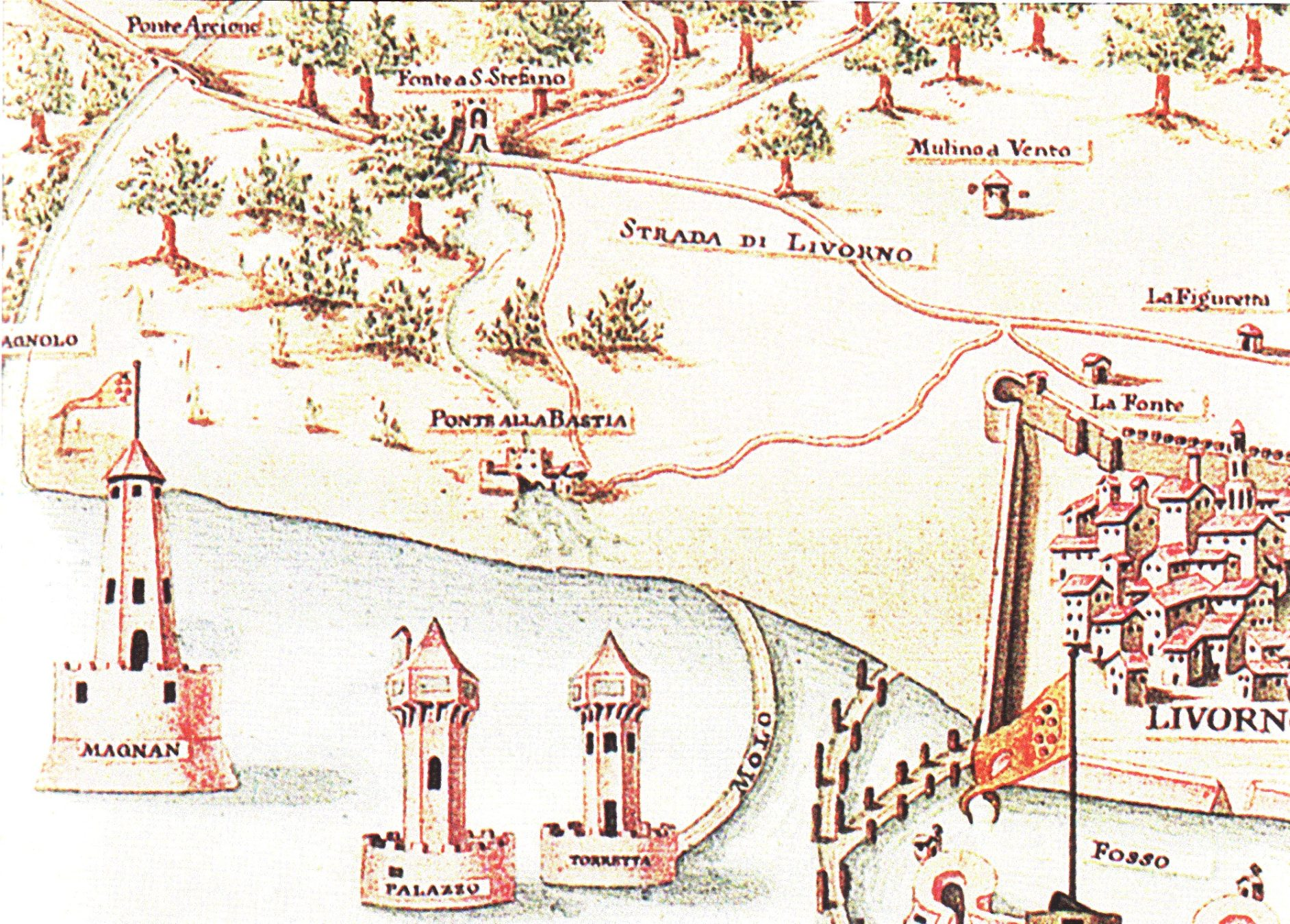 Perché Pisa non ha il mare sebbene sia stata una delle 4 Repubbliche marinare? Stroria di Pisa: dai Romani alla sconfitta della Meloria