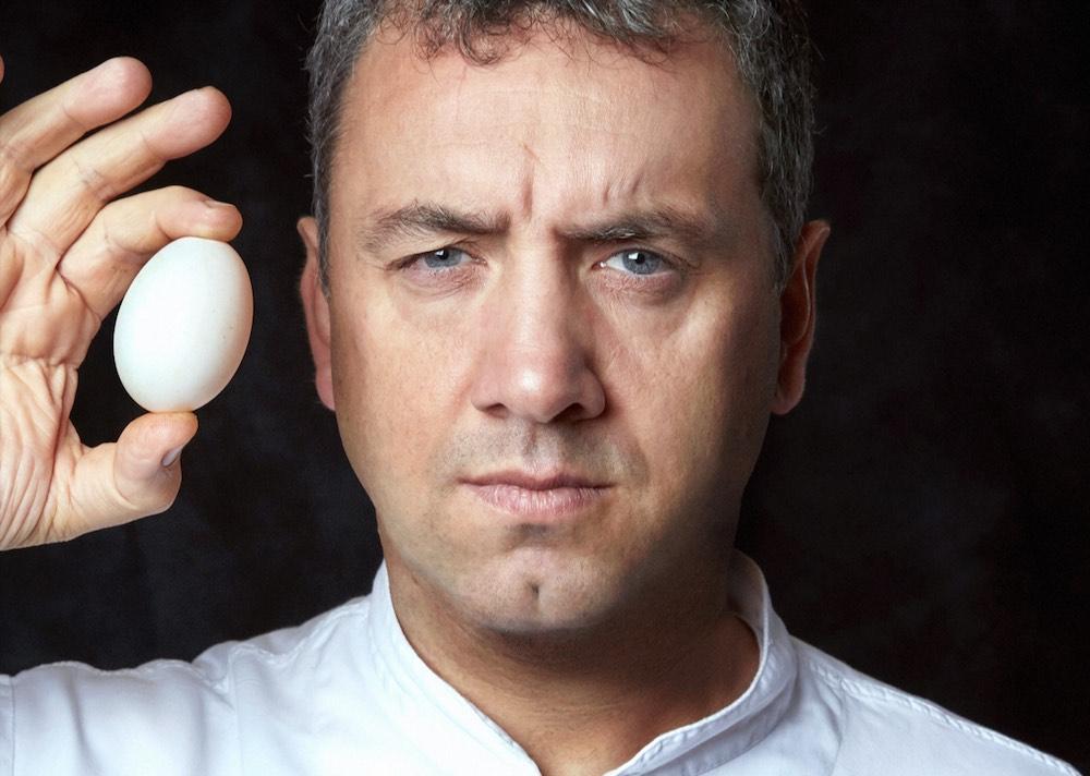 Intervista allo chef Roberto Rossi de Il Silene, ristorante 1 stella Michelin in Maremma toscana a Pescina, nel comune di Seggiano