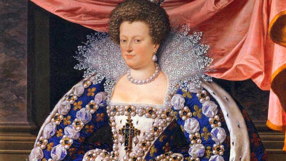 Caterina e Maria dei Medici furono entrambe Regine di Francia