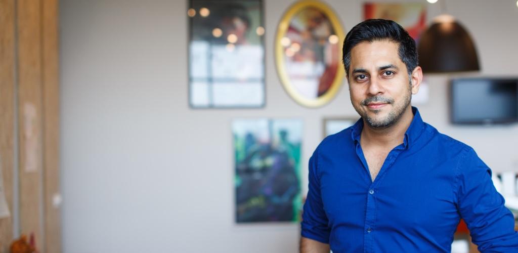 Vishen Lakhiani, autore de Il codice della mente straordinaria, è il rivoluzionario imprenditore-filosofo che ha fondato Mindvalley