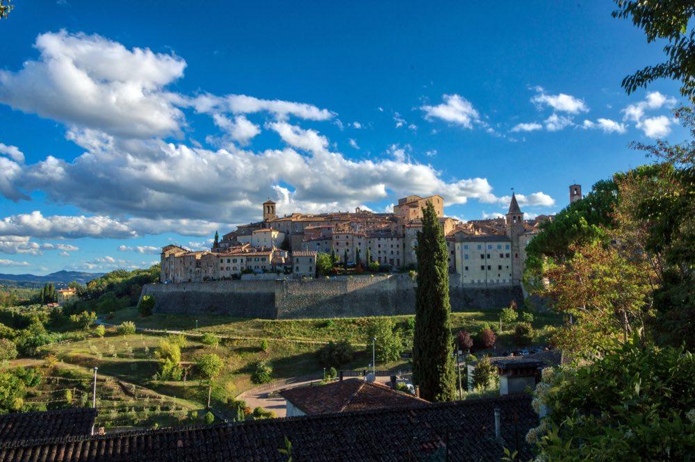 Anghiari è uno dei borghi in Toscana per matrimonio preferiti dalle coppie