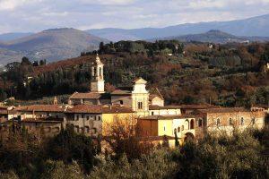 La Certosa di Firenze è un monastero, già dell'Ordine certosino, che si erge sul Monte Acuto, alla confluenza dei fiumi Ema e Greve in zona Galluzzo, Firenze.