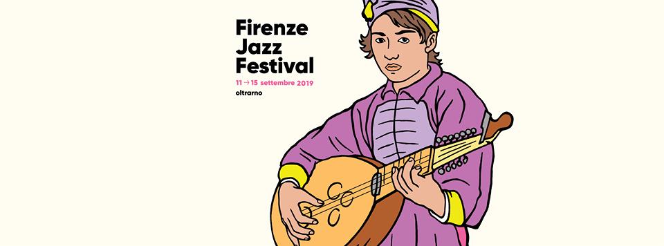 Dall'11 al 15 settmbre, nella bellissima cornice del quartiere storico dell'Oltrarno, prende vita il Firenze Jazz Festival 2019.
