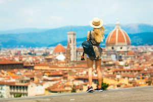 Il turismo in Italia è uno dei settori più importanti e tra i pochi in crescita del paese, registrando un +2,8% e costituendo il 13% del PIL