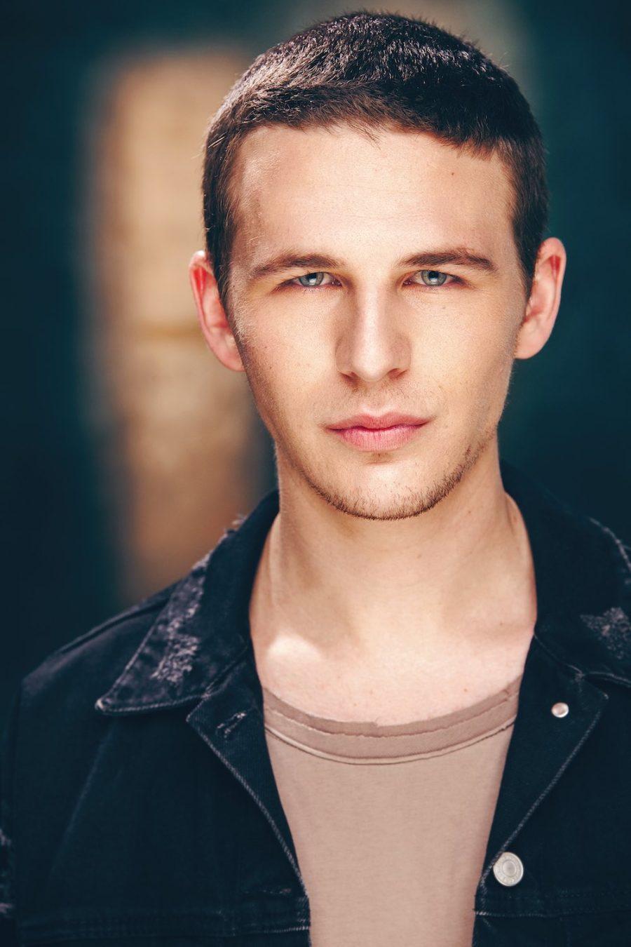 """Ludovico Torri è il giovane attore toscano vincitore di vari premi internazionali con il suo corto """"Mr. Fabulous"""", scritto con Clint Eastwood"""