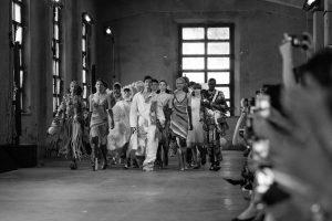Danilo Venturi è il Direttore del Polimoda, la più importante scuola di moda in Italia.