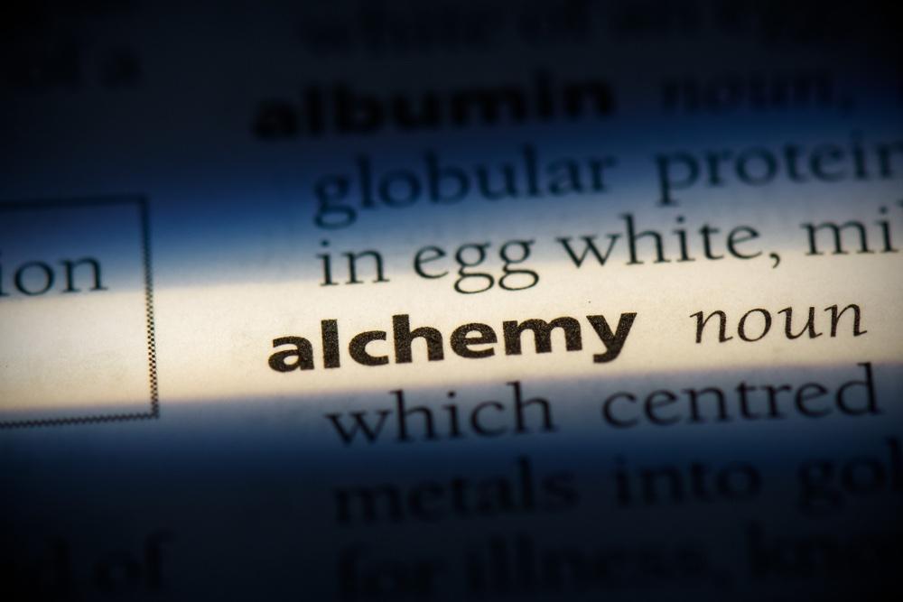Definizione di alchimia