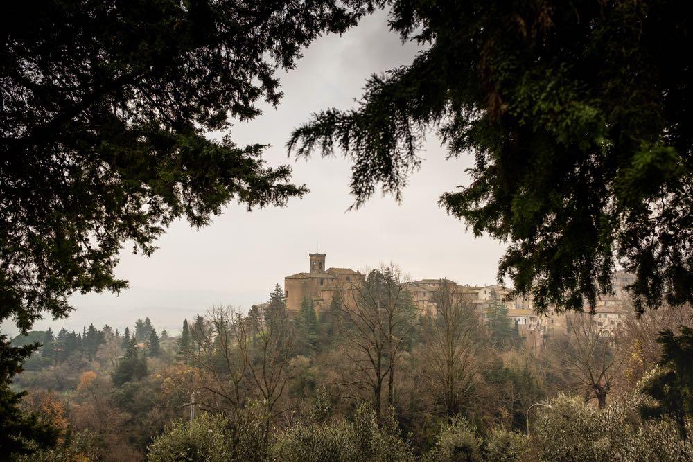 La Cattedrale di San Giuseppe a Chianni in Toscana