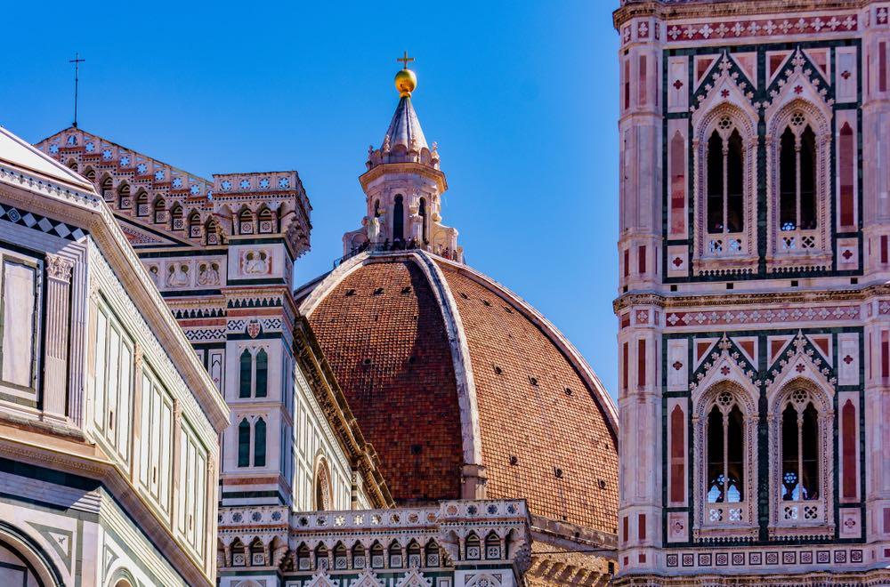 Filippo Brunelleschi, autore della Cupola del Duomo di Firenze, è uno dei simboli del Rinascimento