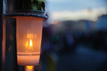 Lumino della Luminara di San Ranieri a Pisa