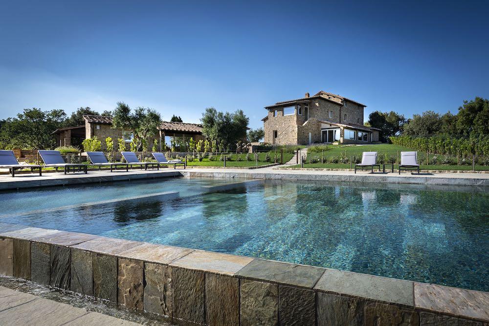 8 favolosi Wine Resort in Toscana