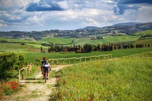Alla scoperta della Maremma in bicicletta, scoprendo il Parco Naturale, le campagne e i borghi
