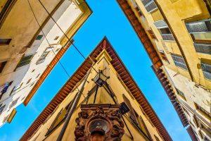 Storia delle vie di Firenze: i canti ed i chiassi fiorentini
