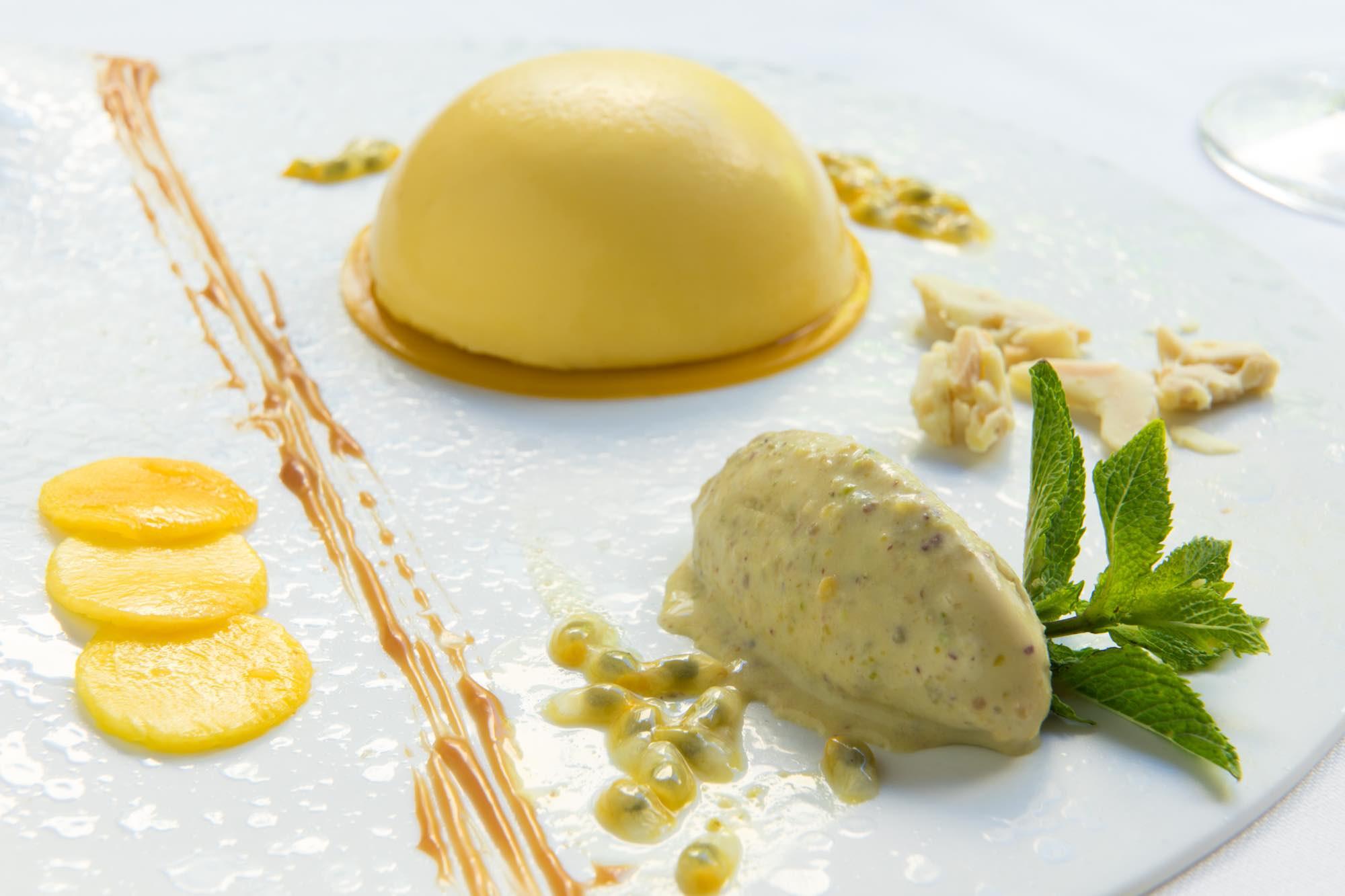 Dessert dello Chef Sandro Baldini