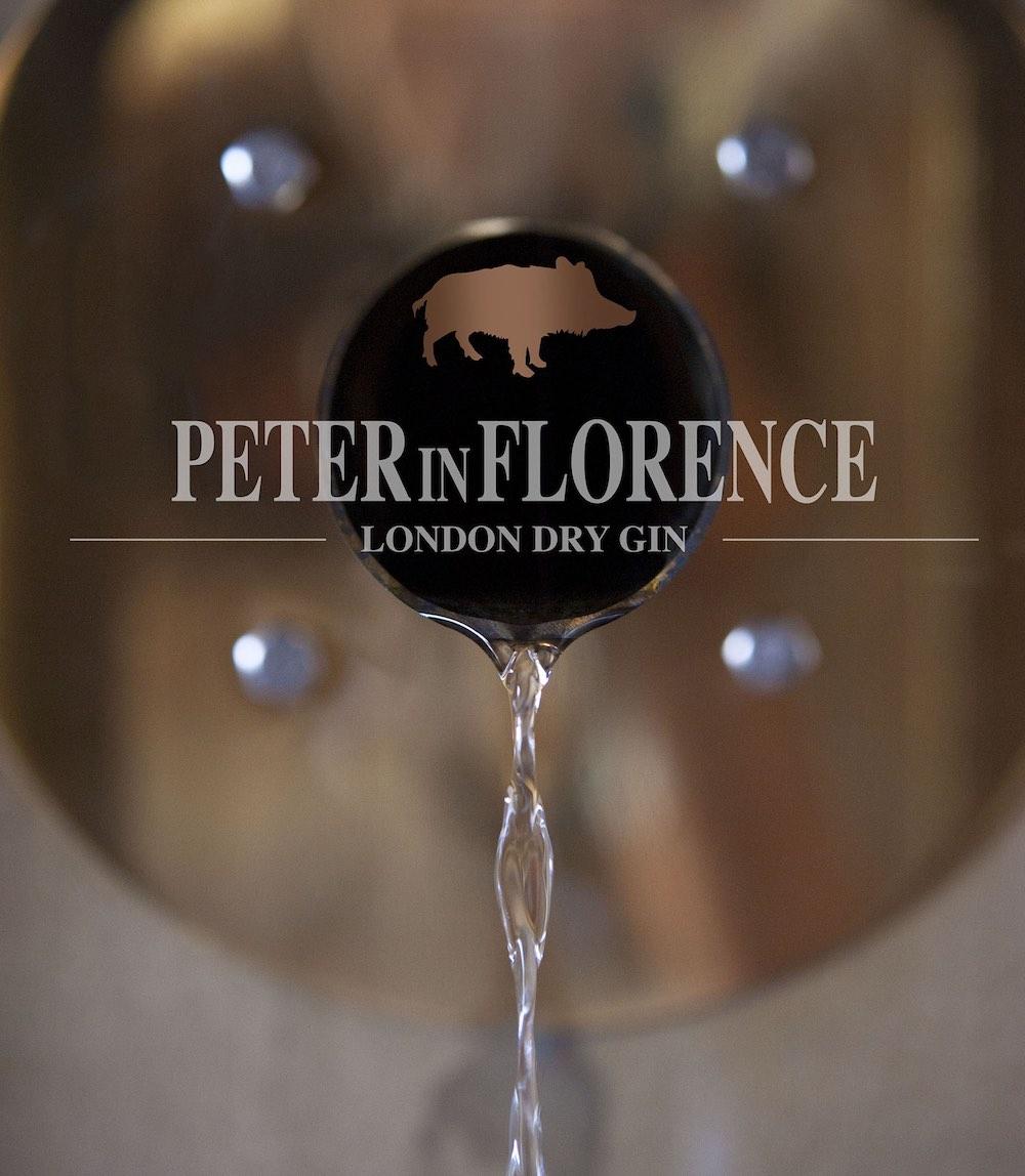 Peter in Florence il primo gin toscano prodotto nel Podere Castellare