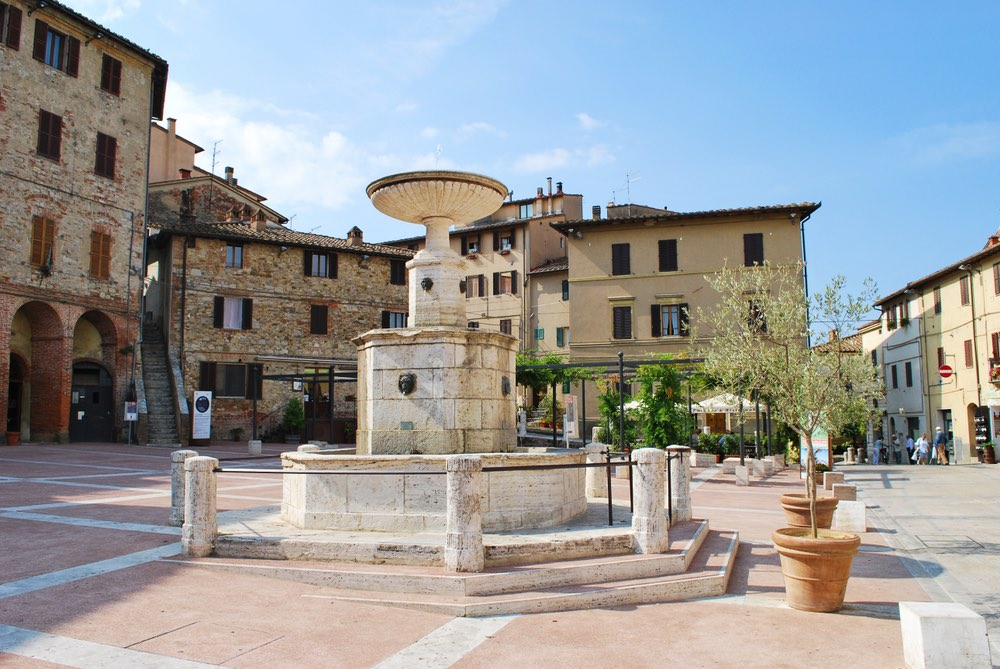 Castelnuovo Berardenga è un borgo toscano in provincia di Siena