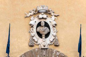 Storia dei Medici: il busto di Cosimo I, il primo Granduca di Toscana