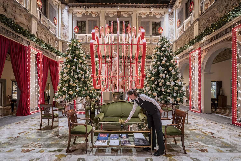 Capodanno 2020 a Firenze al Four Seasons per il cenone preparato dallo Chef Vito Mollica