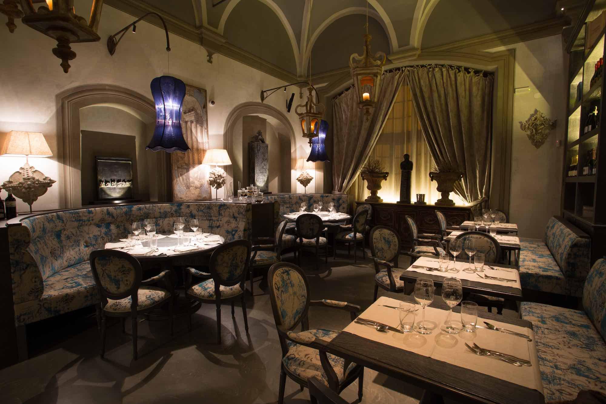 Il Locale è un ristorante di lusso a Firenze per un'indimenticabile cena di Capodanno
