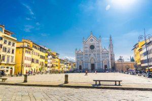 Piazza Santa Croce è tra le 10 piazze più belle di Firenze