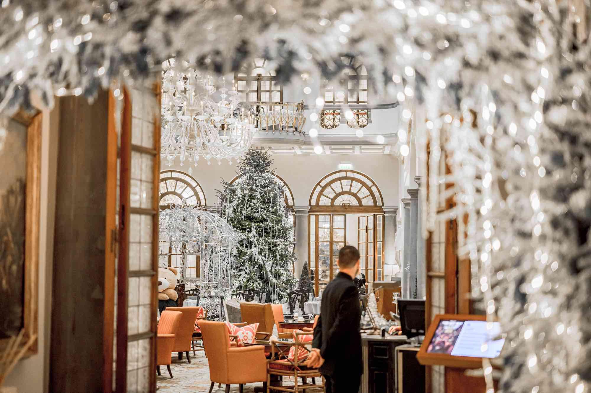 Capodanno 2020 a Firenze al Winter Garden by Caino all'interno del St. Regis Florence