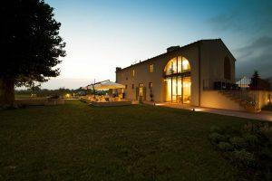 Locanda Sant'Agata a San Giuliano Terme in Toscana