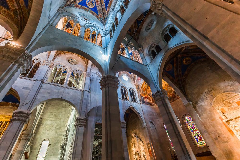 La Cattedrale di San Martino è una delle più importanti opere d'arte a Lucca.