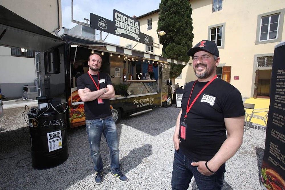 Ciccia Burger è uno dei migliori food truck a Firenze