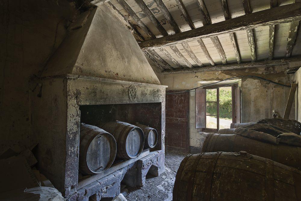 L'azienda vitivinicola di Ugo Bing si trova nel Chianti Colli Fiorentini