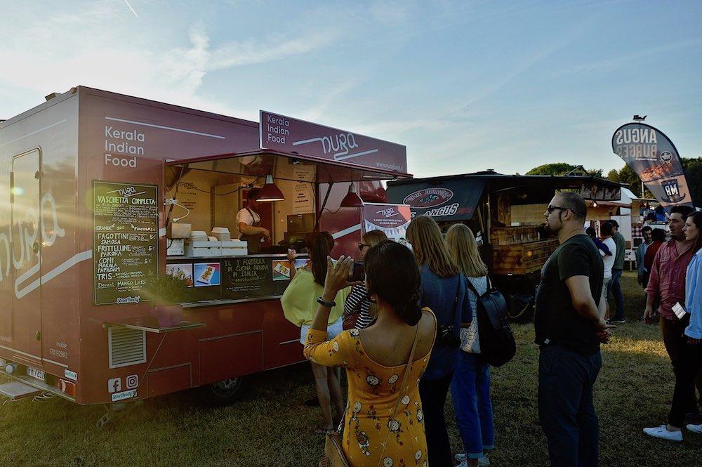 NURA è uno dei migliori food truck a Firenze